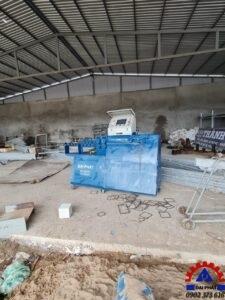Giao máy bẻ đai về Kiên Giang 25/06/2021 mùa Covid