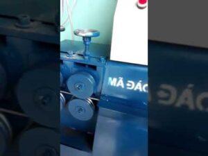 ĐẠI PHÁT giao máy bẻ đai ở An Biên - An Giang 30/03/2021