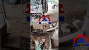 Giao máy làm đai sắt về Đầm Dơi - Cà Mau 16/06/2021
