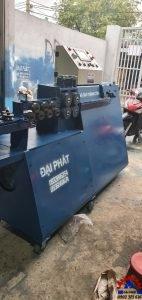 Đại Phát giao 3 máy bẻ đai sắt về Bình Phước