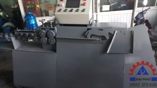 Đại Phát giao máy bẻ đai Lục Nam - Bắc Giang