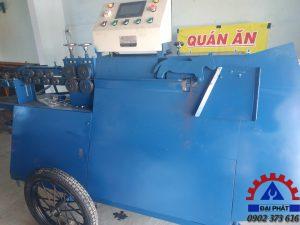 Máy bẻ đai ở Quảng Nam