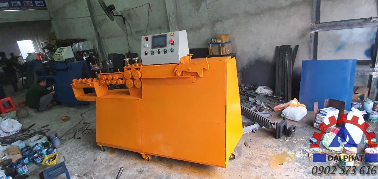 Giao máy bẻ đai sắt về Vĩnh Cửu - Đồng Nai