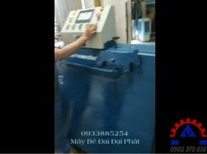 Khách hàng từ Nghệ An đến Đại Phát kiểm tra và đặt máy