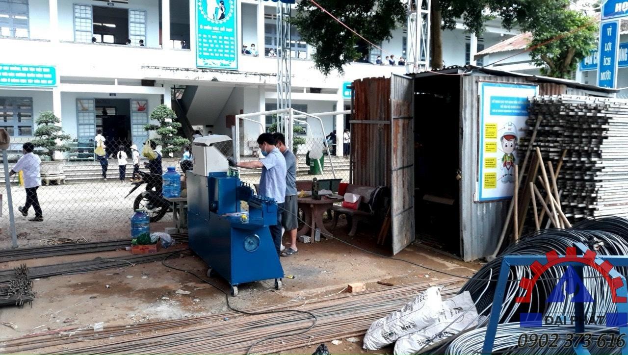Hình ảnh giao máy ở Đơn Dương - Lâm Đồng 22/09/2021