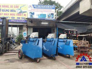 Đại Phát giao máy bẻ đai ở Sơn Tây, Hà Nam và Phú Thọ