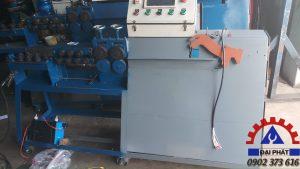 Đại Phát giao máy bẻ đai ở KCN Mỹ Phước 3 - Bình Dương