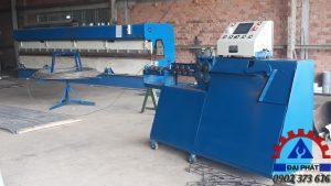 Máy làm đai sắt - giải pháp cho mọi công trình